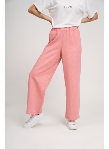 Mizalle Youth Pantolon Pembe